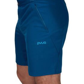 PYUA Bolt-Y S Shorts Men poseidon blue